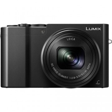 Panasonic LUMIX TZ-100 Superzoom Camera Black