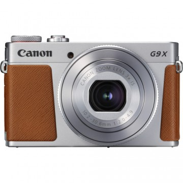 Canon PowerShot G9 X MK II Digital Camera - Silver