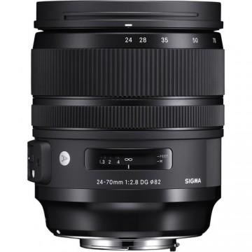 Sigma 24-70mm f/2.8 DG OS HSM Art Lens - Nikon Fit