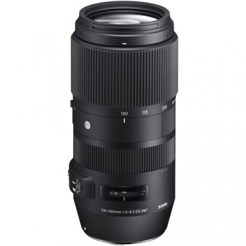 Sigma 100-400mm f/5-6.3 DG OS HSM Contemporary Lens - Canon Fit