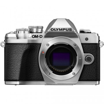 Olympus OM-D E-M10-Mark III BODY - Silver