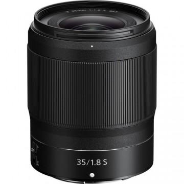Nikon Z 35mm f/1.8 S Lens