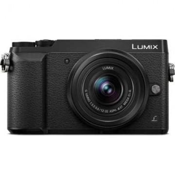 Panasonic LUMIX DMC-GX80 Digital Incl 12-32mm - Black