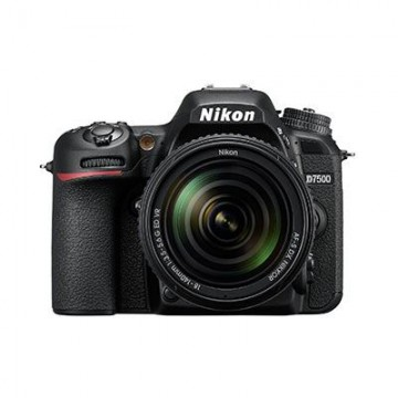 Nikon D7500 Digital SLR with 18-140mm Lens