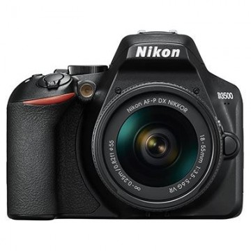 Nikon D3500 Digital SLR Camera with 18-55mm AF-P VR Lens
