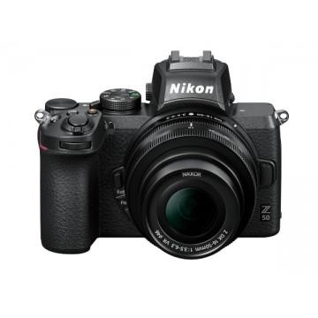 Nikon Z50 & NIKKOR Z DX 16-50mm f/3.5-6.3 VR Lens