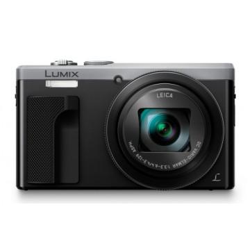 Panasonic LUMIX TZ-80 Superzoom Camera Silver