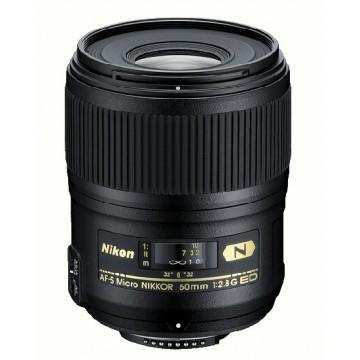 Nikon 60mm f2.8 G AF-S ED Macro Lens