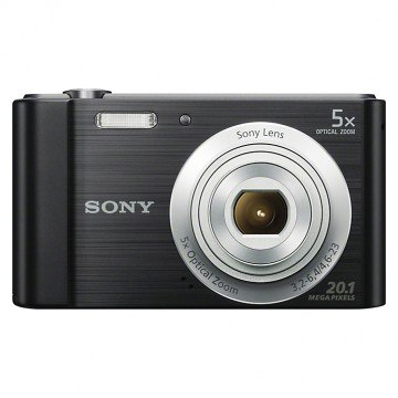 Sony CYBERSHOT W800 Compact Camera Black