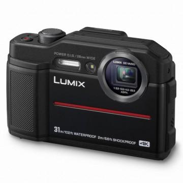 Panasonic Lumix FT7 Underwater Digital Camera - Black