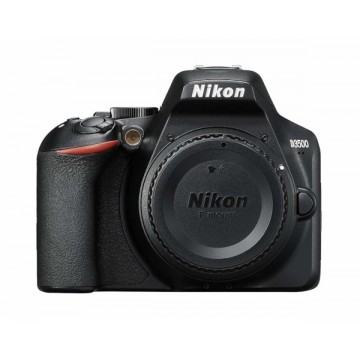 Nikon D3500 Digital SLR Camera with 18-55mm AF-P Non VR Lens