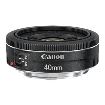 Canon 40mm f2.8 EF STM Lens