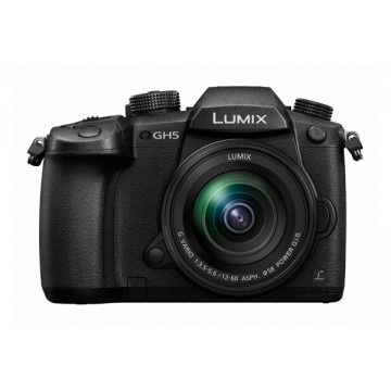 Panasonic Lumix DMC-GH5 Digital CSC Incl 12-60mm Lens