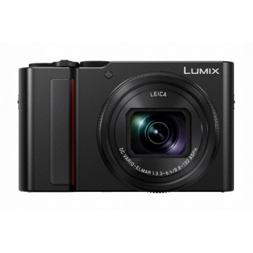 Panasonic Lumix TZ200 Compact Camera - Black