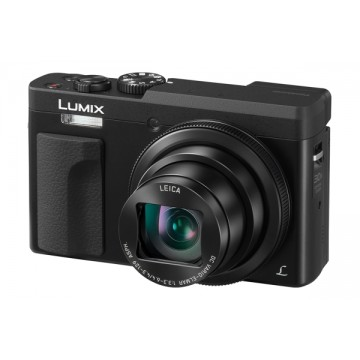 Panasonic Lumix TZ-90 Superzoom Camera Black