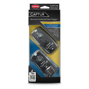 Hahnel Captur Wireless Remote - Panasonic/Olympus