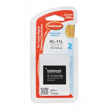 Hahnel HL-11L Canon Fit Battery