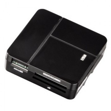 Hama USB2 Multi-Card Card Reader