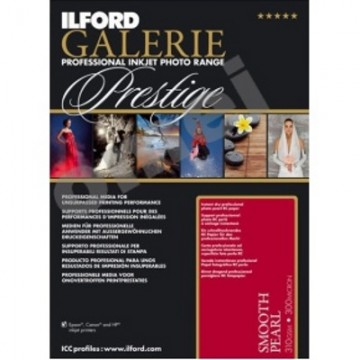 Ilford GALERIE A3 Smooth Pearl Inkjet Paper