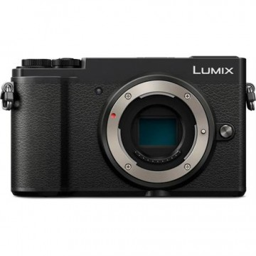 Panasonic Lumix GX9 Mirrorless Camera Body Only - Black