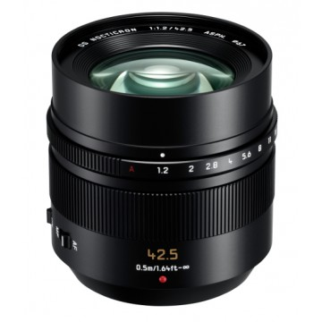 Panasonic 42.5mm F1.2 ASPH Leica DG Noticron O.I.S. Lens