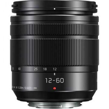Panasonic 12-60mm f3.5-5.6 LUMIX G VARIO POWER O.I.S Lens