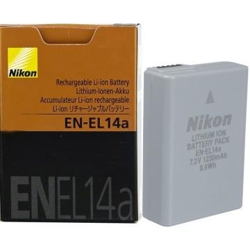 Nikon EN-EL14a Battery Pack