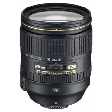 Nikon 24-120mm f4 G AF-S ED VR Lens