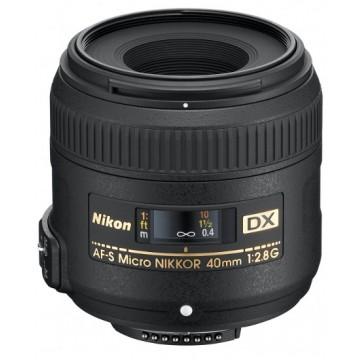 Nikon 40mm f2.8 G AF-S DX Micro Lens