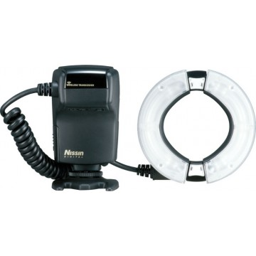 Nissin MF-18 Macro Ring Flash Canon