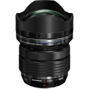 Olympus 7-14mm f2.8 PRO M.ZUIKO DIGITAL ED Lens
