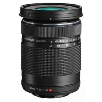 Olympus 40-150mm f4.0-5.6 R M.ZUIKO Digital ED Lens - Black