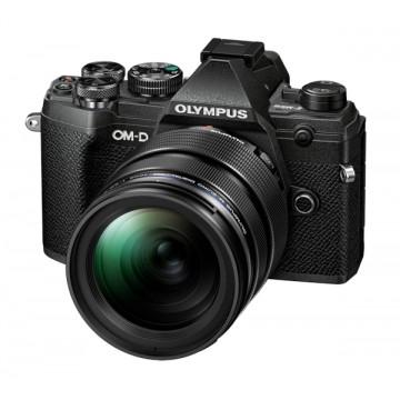 Olympus OM-D E-M5 Mark III Digital Camera Pro Kit 12-40mm Lens - Black