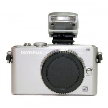 USED! Olympus Pen Lite E-PL3 Body