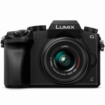 Panasonic LUMIX DMC-G7 Digital incl 14-42mm Zoom Lens