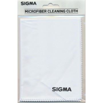 Sigma Lens Cleaning Cloth