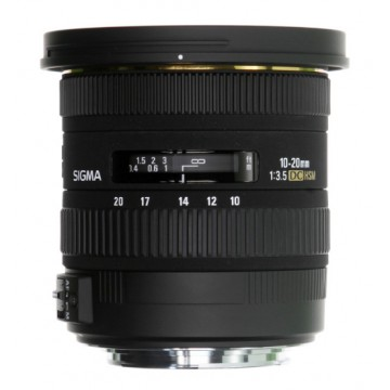 Sigma 10-20mm f3.5 EX DC HSM Lens Canon Fit