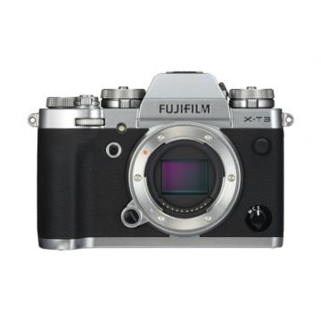 Fujifilm X-T3 Mirrorless Digital Camera Body - Silver