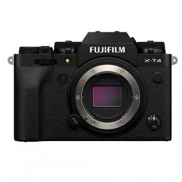 Fujifilm X-T4 Digital Camera Body - Black