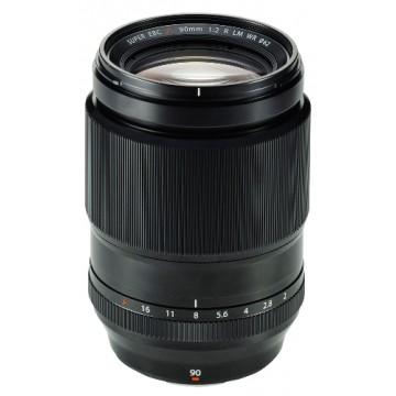 Fujifilm 90mm f2 R LM WR XF Fujinon Lens