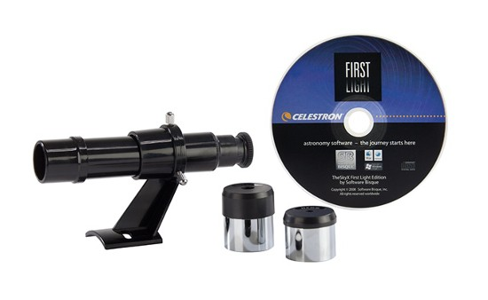 Cameraland / Celestron Celestron Firstscope 76 Accessory Kit