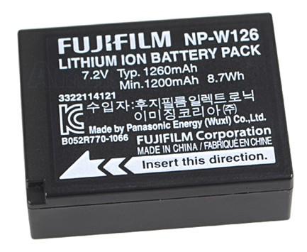Fujifilm NP W126 FinePix