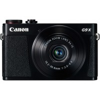Canon PowerShot G9 X MK II Digital Camera - Black