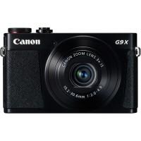 Canon PowerShot G9 X MK II Digital Camera - Black