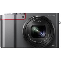 Panasonic LUMIX TZ-100 Superzoom Camera Silver