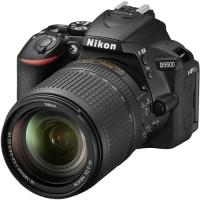 Nikon D5600 Digital SLR with 18-140mm VR Lens - Black