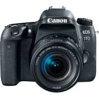 Canon EOS 77D DSLR with 18-55mm IS STM Lens