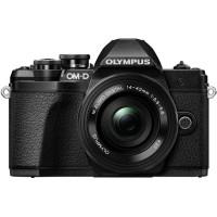 Olympus OM-D E-M10-Mark III Incl 14-42 EZ Lens - Black