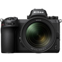 Nikon Z6 Mirrorless Digital Camera with 24-70mm  F/4 Lens