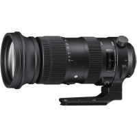 Sigma 60-600mm f/4.5-6.3 DG OS HSM Sports Lens for Canon Fit